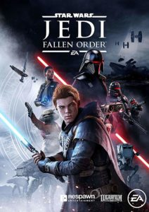 Cover of the game Jedi: Fallen order